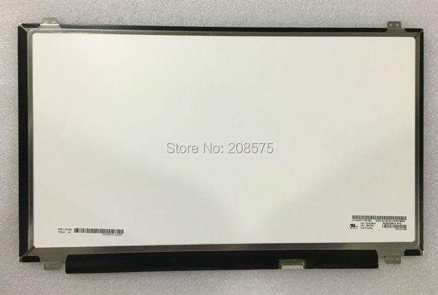 Free Shipping LP156WF7 SPB2 15.6 inch 1920X1080 EDP 40 PINS  THINKPAD P50 notebook with FRU 00NY534