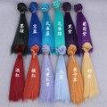 1/3 1/4 1/6 1/8 бжд / SD кукла парик прямые волосы diy, Для кукол. Высокотемпературная проволоки парик, Не готовой продукции парик