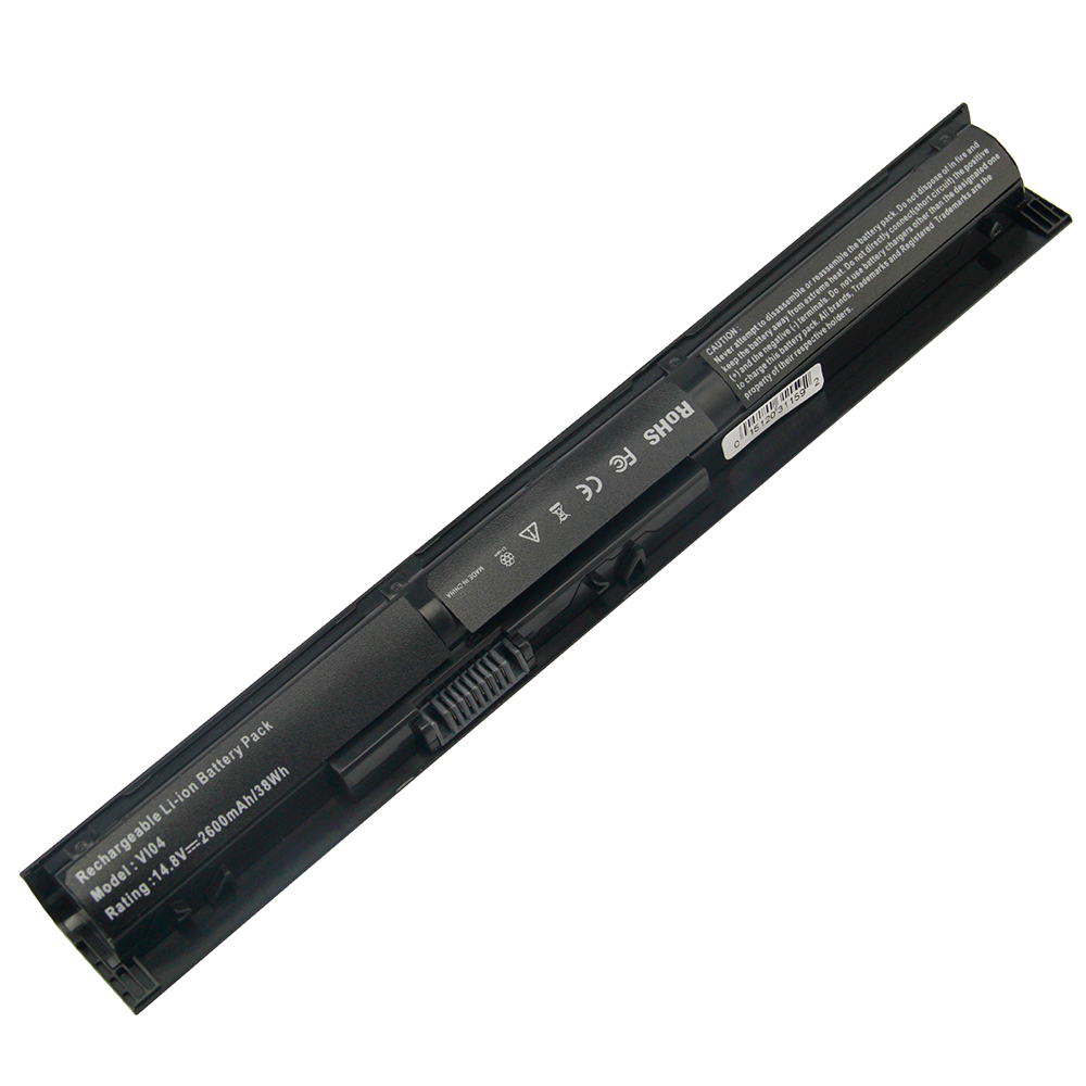 2600mAh for HP Laptop battery VI04 Envy 14 14-v000 v099 15 17 Pavilion 15 Series HP Pavilion 15-p000 756479-421 HSTNN-DB6I телевизор led 50 mystery mtv 5031lta2 черный