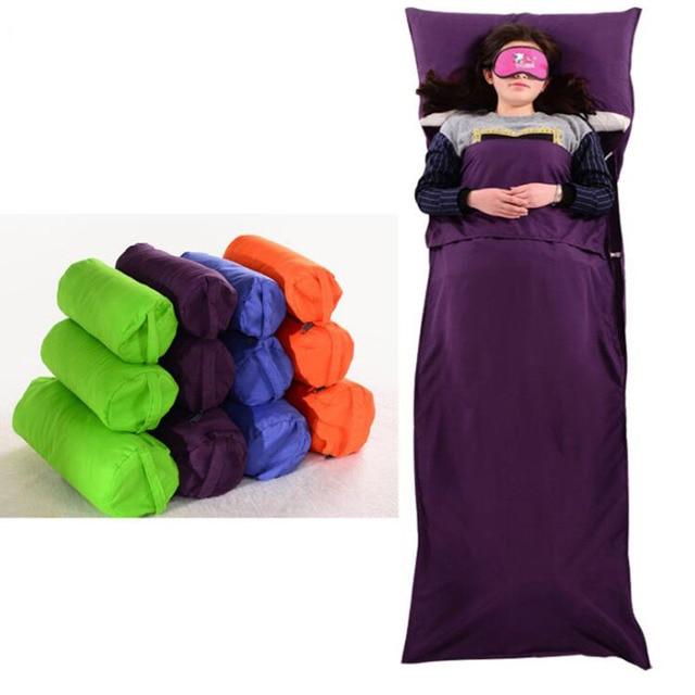 Ultralight Outdoor Sleeping Bag Liner 2