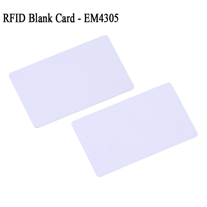 все цены на free shipping 50pcs/lot EM4305 RFID Card 125KHz Write Writable Rewritable Rewrite 11784 11785 protocol FDX/B animal tag access