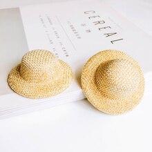 Вязаные солнцезащитные кепки шпильки аксессуары Ювелирные изделия Поиск Diy ручной работы материал 6 шт