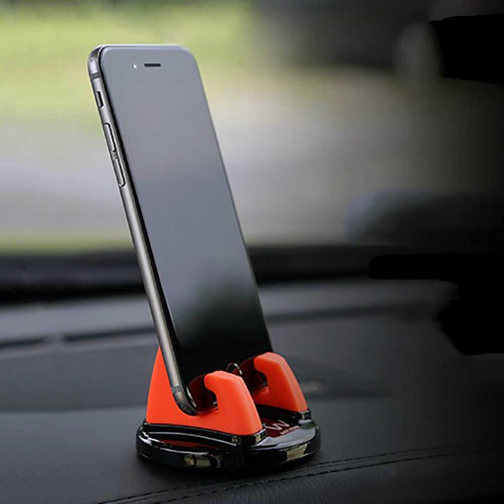 自動車電話ホルダーアンチスリップマット携帯電話マウント用 BMW ミニクーパー S JCW クラブマン同胞 R50 R52 R55 r56 R57 R58 R59 R60