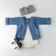 Baby Knitted Clothes Girls Rompers Jumpsuit Boy Newborn Infant Sleeveless Outfits Cute Overall
