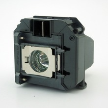 цена на Replacement Projector Lamp ELPLP61 For EPSON PowerLite 915W / PowerLite D6150 / EB-CS520Wi / H388A / H388B / H388C / H389A