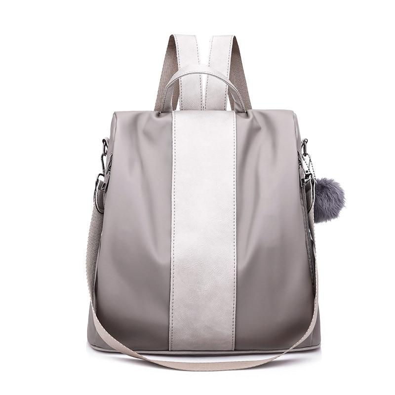 Fashion Women Backpacks Oxford School Backpack Shoulder Bag Daypack for Women Female Mochila Feminine Bag 2018 fashion women backpacks pu leather backpack shoulder bag daypack for women female rucksack