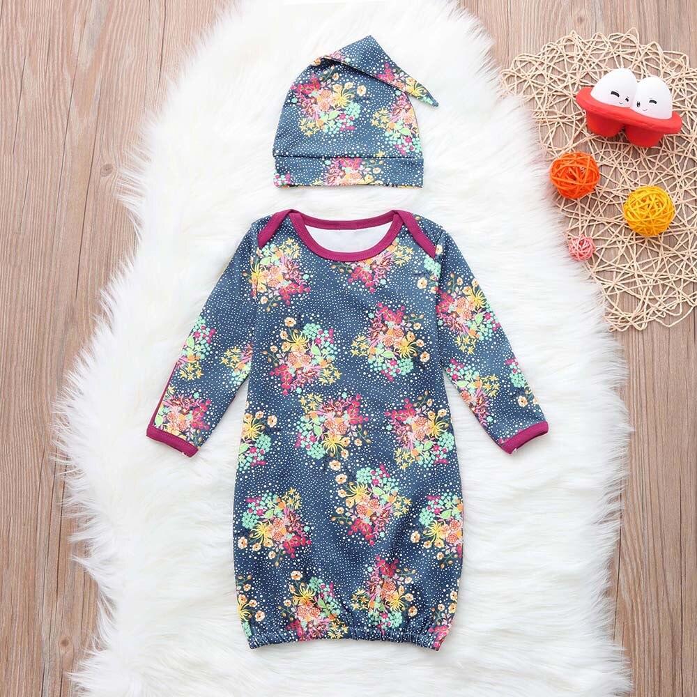 GroßZüGig Baby Junge Mädchen Kokon Baumwolle Baby Swaddle Weiche Neugeborenen Decken Schlafen Musselin Infant Wrap Schlafsack Kinderwagen Haarband Set Modische Muster