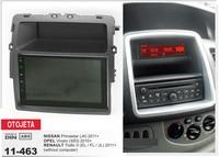 Fit for Nissan Primastar 2011 Opel Vivaro 2010 Renault Trafic II 2011 android 7.1 gps navi mp5 car dvd multimedia recorder radio