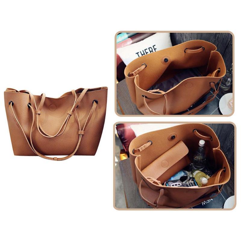 2 Pcs/Set High Capacity Bags for Women  hand bags  Handbags Women Bags 4 one size 35