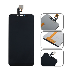 Image 2 - ocolor For Leagoo S9 LCD Display and Touch Screen 5.85 Phone Accessories For Leagoo S9 With Tools And Adhesive +Silicone Case