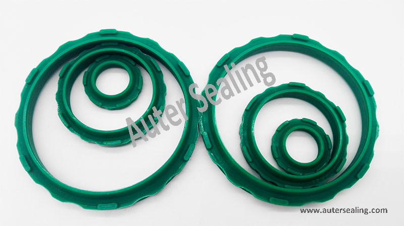 Metric Urethane U-Seal 50X65X10 MM