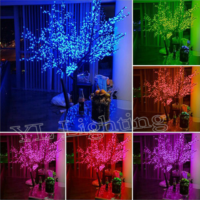 все цены на 2.3Meters 2400PCS artificial christmas trees with led lights outdoor tree decoration blue christmas lights Europe