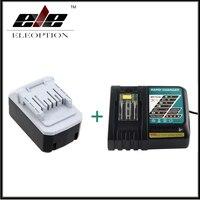 Eleoption 18V 4000mAh Battery For Makita BL1813G DF457D HP457D JV183D TD127D UR180D UH522D CL183D Power Tool