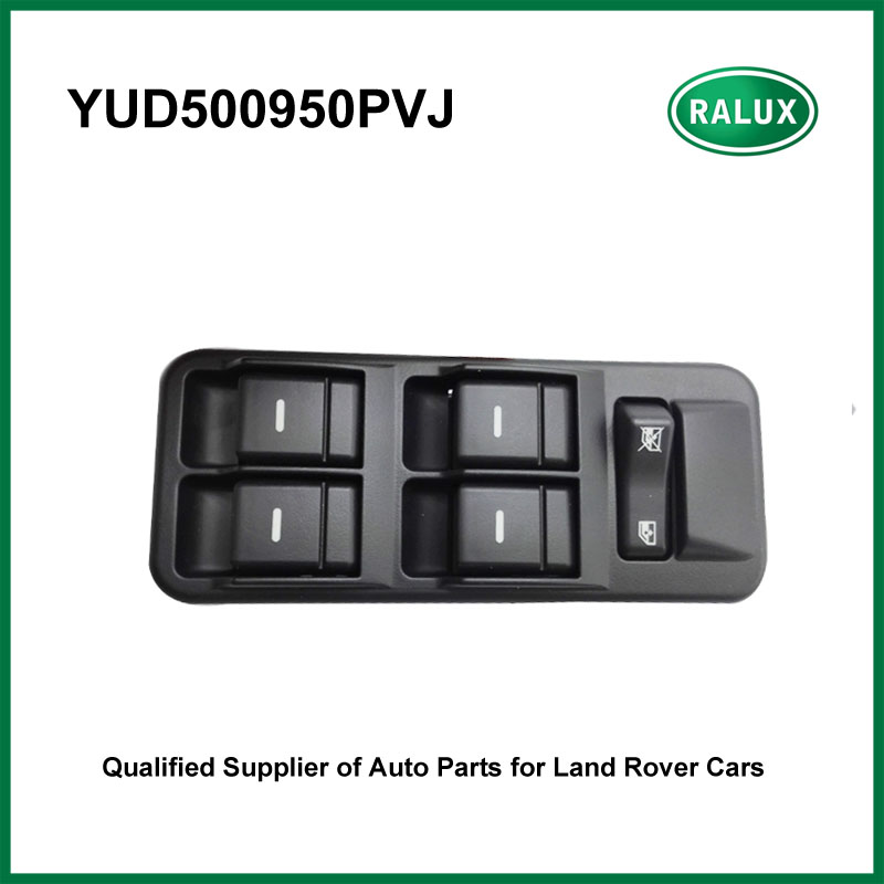 Land Rover Discovery 1 3 Door For Sale: YUD500950PVJ Car Drive Side Front Left Door Window Switch