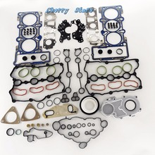 OEM Engine Cylinder Head Valve Cover Gaskets Seals kit Set For AUDI A6 S4 A5 S5