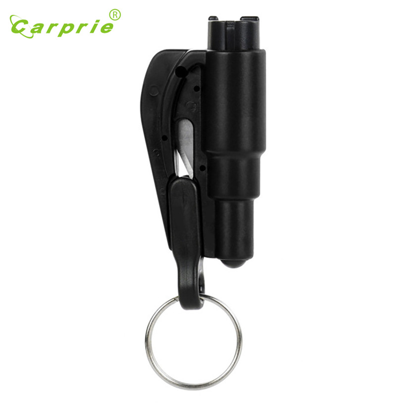 Dropship Hot Selling New Car Key Ring Auto Emergency Mini Safety Hammer Belt Window Breaker Cutter Escape Tool Gift Aug 29