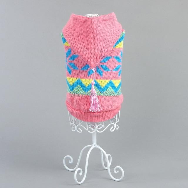Envío gratis dog sweater tejer patrón xxl dog sweaters para mascotas ...