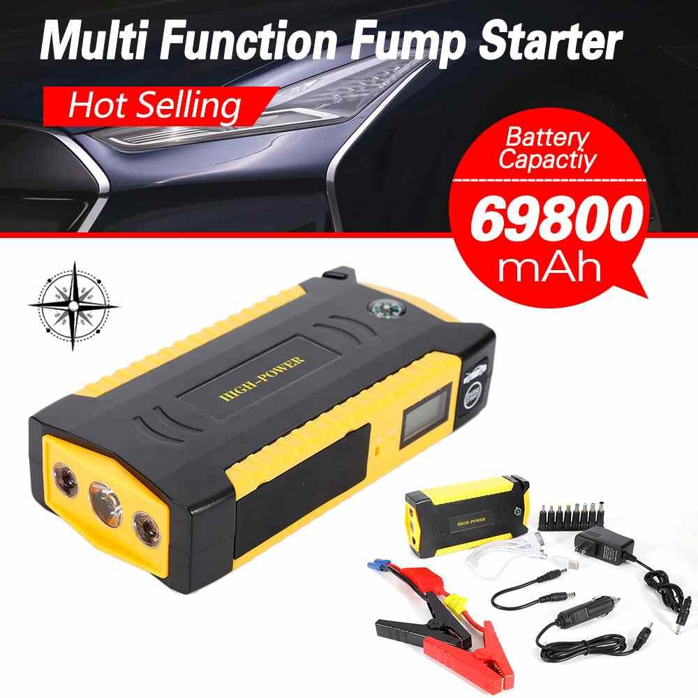 Vwinget 69800 мАч аварийного автомобиля Зарядное устройство booster Батарея автомобильный комплект Зарядное устройство Лидер продаж автомобилей За... ...