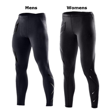 Merk compressie fitness panty heren broek joggers superelastic running strakke legging joggers broek womens compressie broek(China)