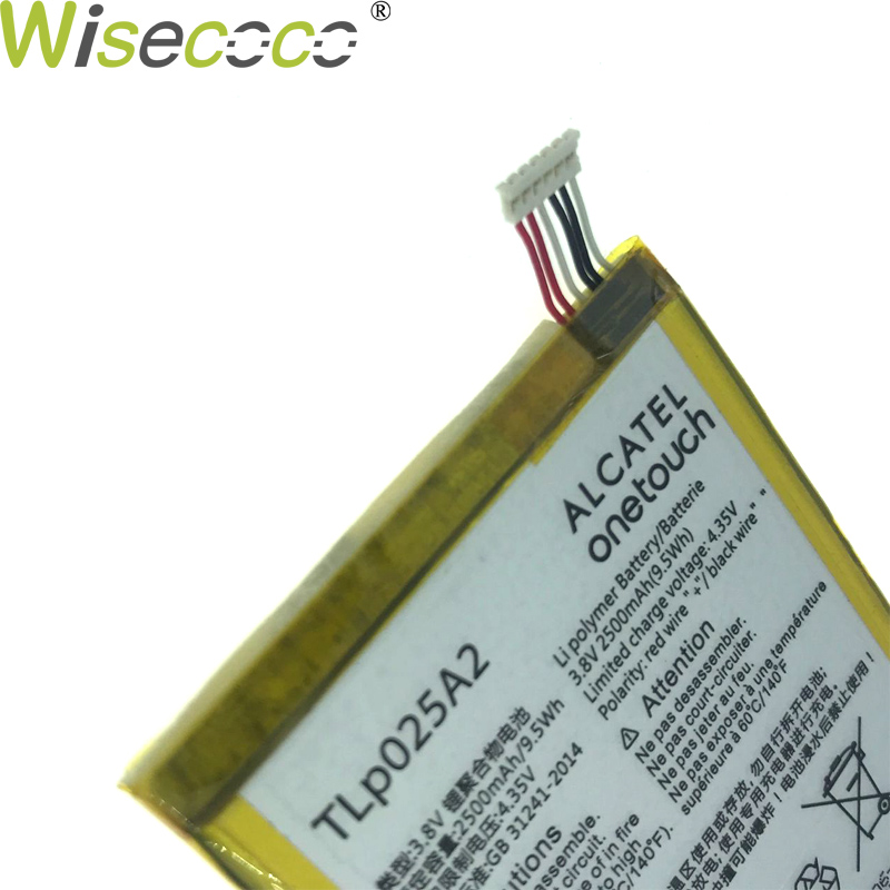 TLp025A2 For Alcatel One Touch Pop 2  Premium 7044X 7044Y 7044A 7044K