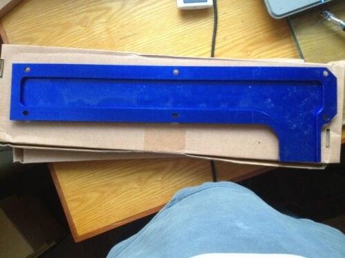 new ALUMINUM SPARK PLUG COVER Blue FOR MITSUBISHI ECLIPSE 4G63 1995-2003
