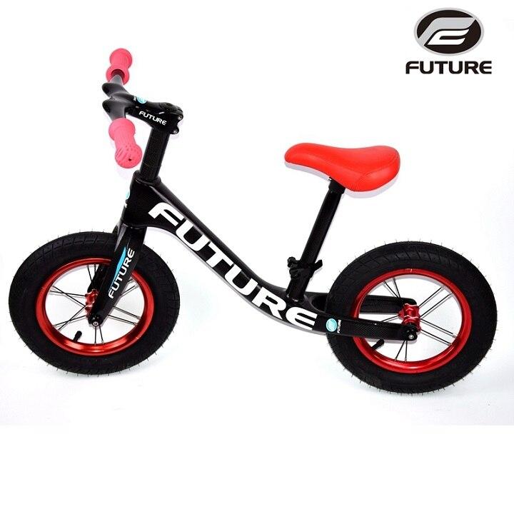 Children's Future Carbon Fiber Balance Bike Slide Bike Is Suitable For Children Aged 2-6 Years