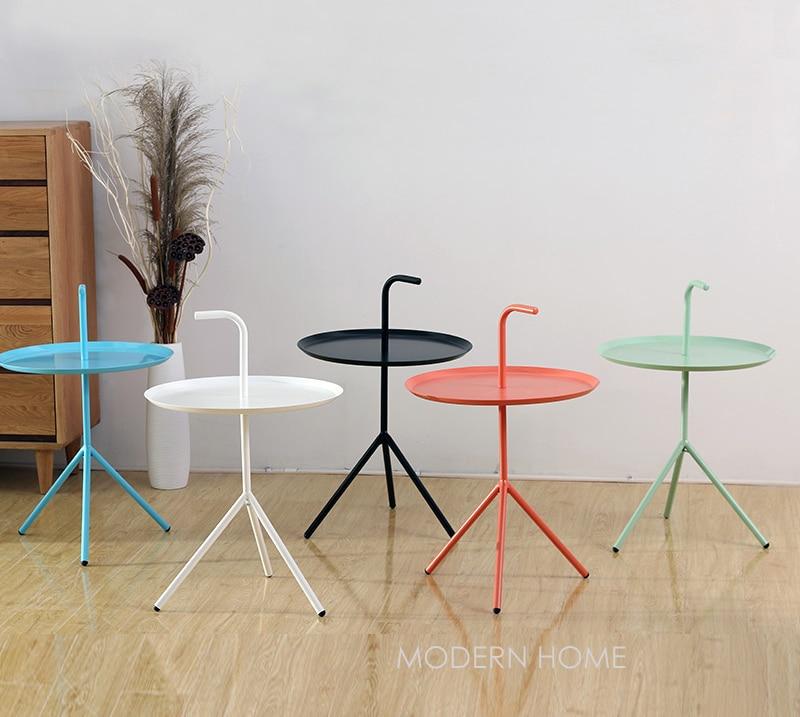 Bijzettafel Modern Design.Aliexpress Com Buy Fashion Popular Modern Design Loft Metal
