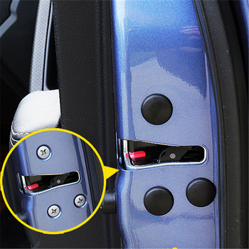 12 pcs. car Interior door lock screw protection cover for Jaguar Land Rover Range Rover/Evoque/Freelander/Discovery 1