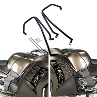 For Kawasaki GTR1400 Concours 2010 2018 Motorcycle Crash Bars Frame Protector Protection Guard Engine Protective Frame