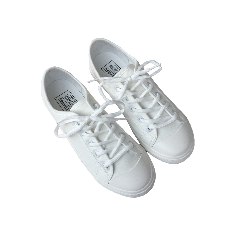 Summer Women Fashion Jogging Canvas Shoes Breathable Causal Shoes