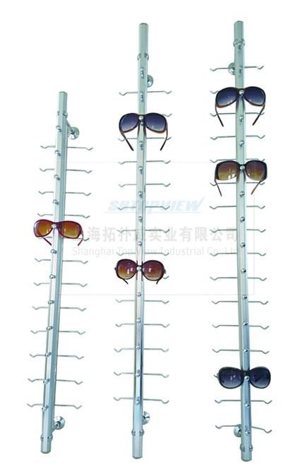 NOC-A-14PC-110CM Reading& Sun Glasses Display Stand Rack Without Lock, Shelf, Eyewear Rod,show Shelf Board
