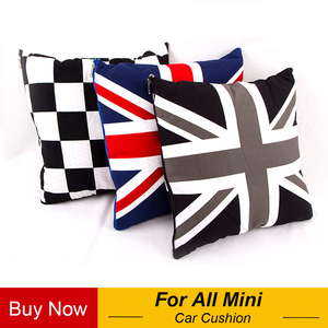 38*38cm 2 in 1 Union Jack Poly