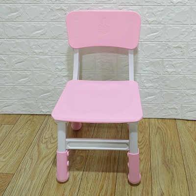 كرسي الأطفال مع كرسي رفع لرياض الأطفال أثاث أطفال كمية كبيرة خصم مختلف الألوان الحد الأدنى الحديثة