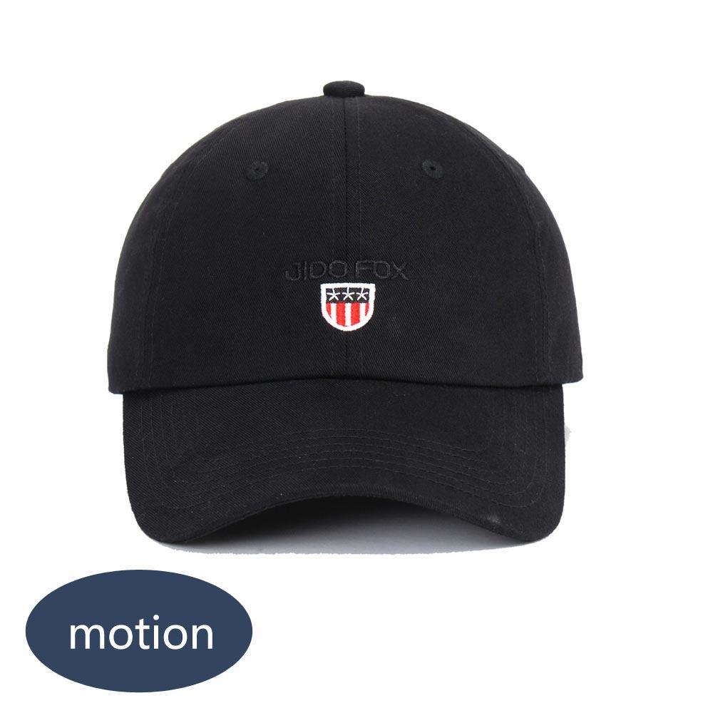 Black Cap Snapback-Caps Logo-Hat Baseball-Cap Male Fashion Women Cotton Visor Sunhat
