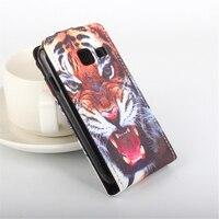 Vinatge Vertical Flip Case For Samsung Galaxy J1 Mini J105 Retro Butterfly Tiger US Flag Flowers
