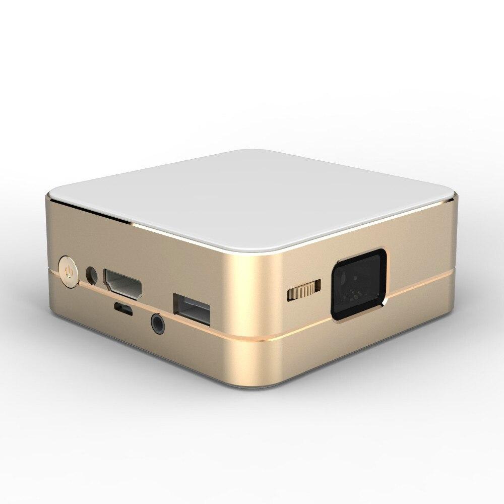 Yanhuo p96 mini projector portable wireless wifi project for Miroir hd wireless mini projector