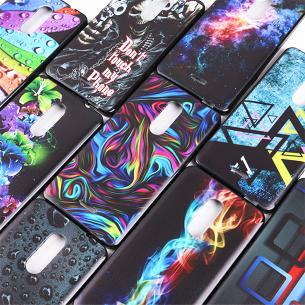 24 Style Soft Silicone TPU <font><b>Alcatel</b></font> <font><b>A3</b></font> <font><b>XL</b></font> <font><b>Case</b></font> Cover Colorful Painting Phone Back Protector Cover <font><b>Case</b></font> <font><b>Alcatel</b></font> <font><b>A3</b></font> <font><b>XL</b></font> <font><b>Case</b></font> image