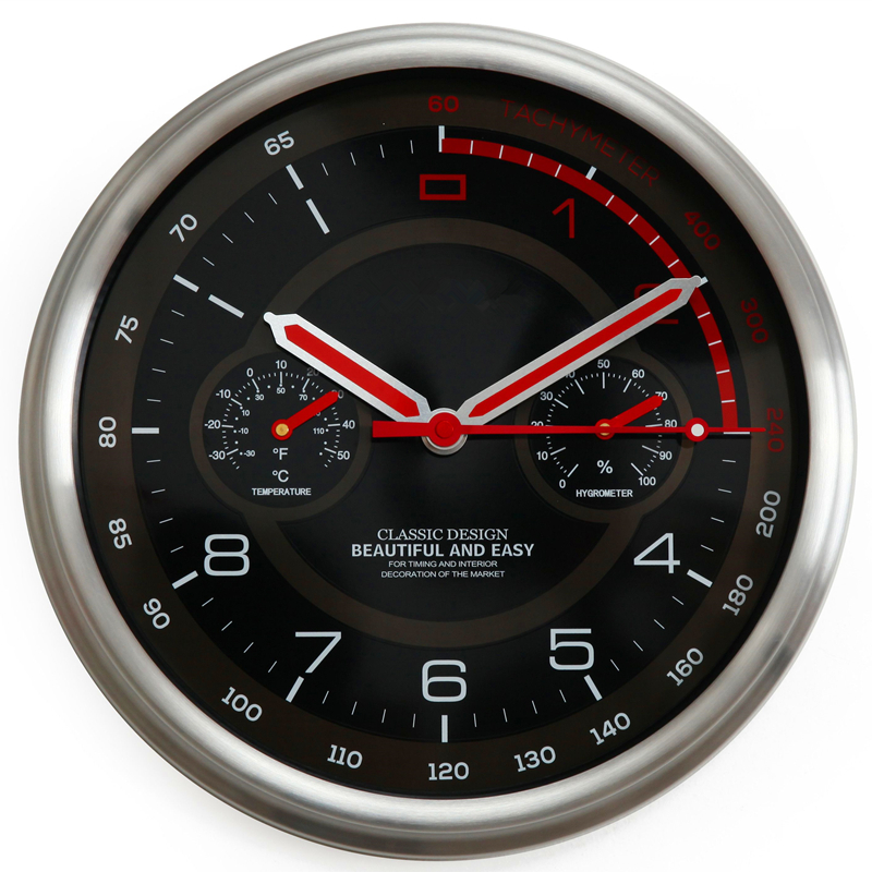 Online Get Cheap Large Round Wall Clock Aliexpresscom Alibaba