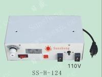 Computer embroidery machine parts sunsheng Risheng low speed bobbin winding machine 110V three plug