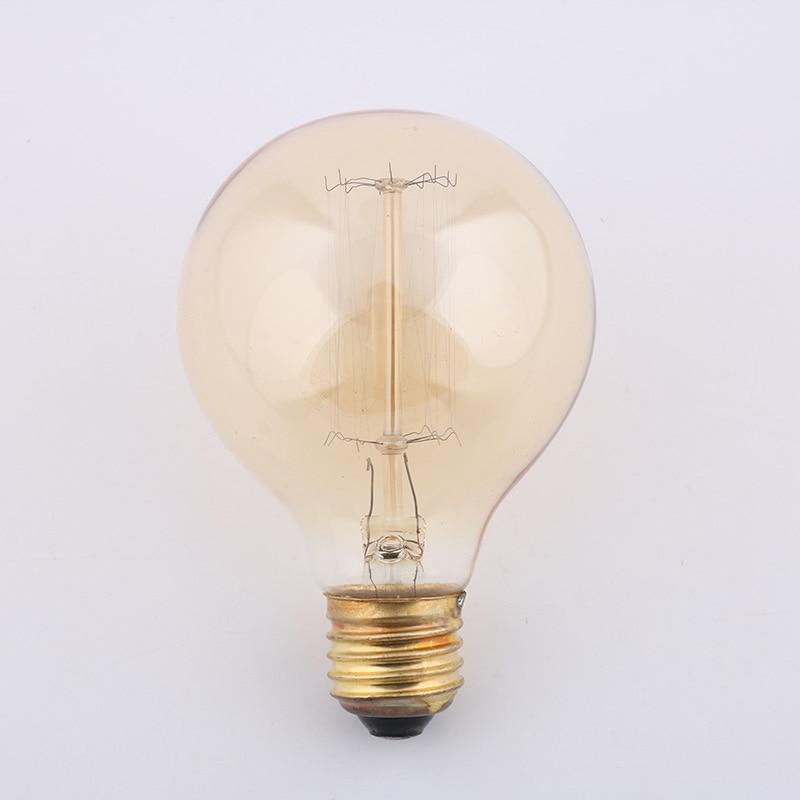 Buy G80 Led Filament E27 40w Bulb Online: Aliexpress.com : Buy 40W Classical Vintage Retro E27