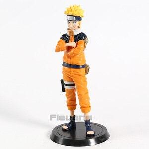 Image 5 - Naruto Shippuden Grandista Uzumaki Naruto Uchiha Sasuke Hatake Kakashi PVC Figure Collectible Figurine Model Toy