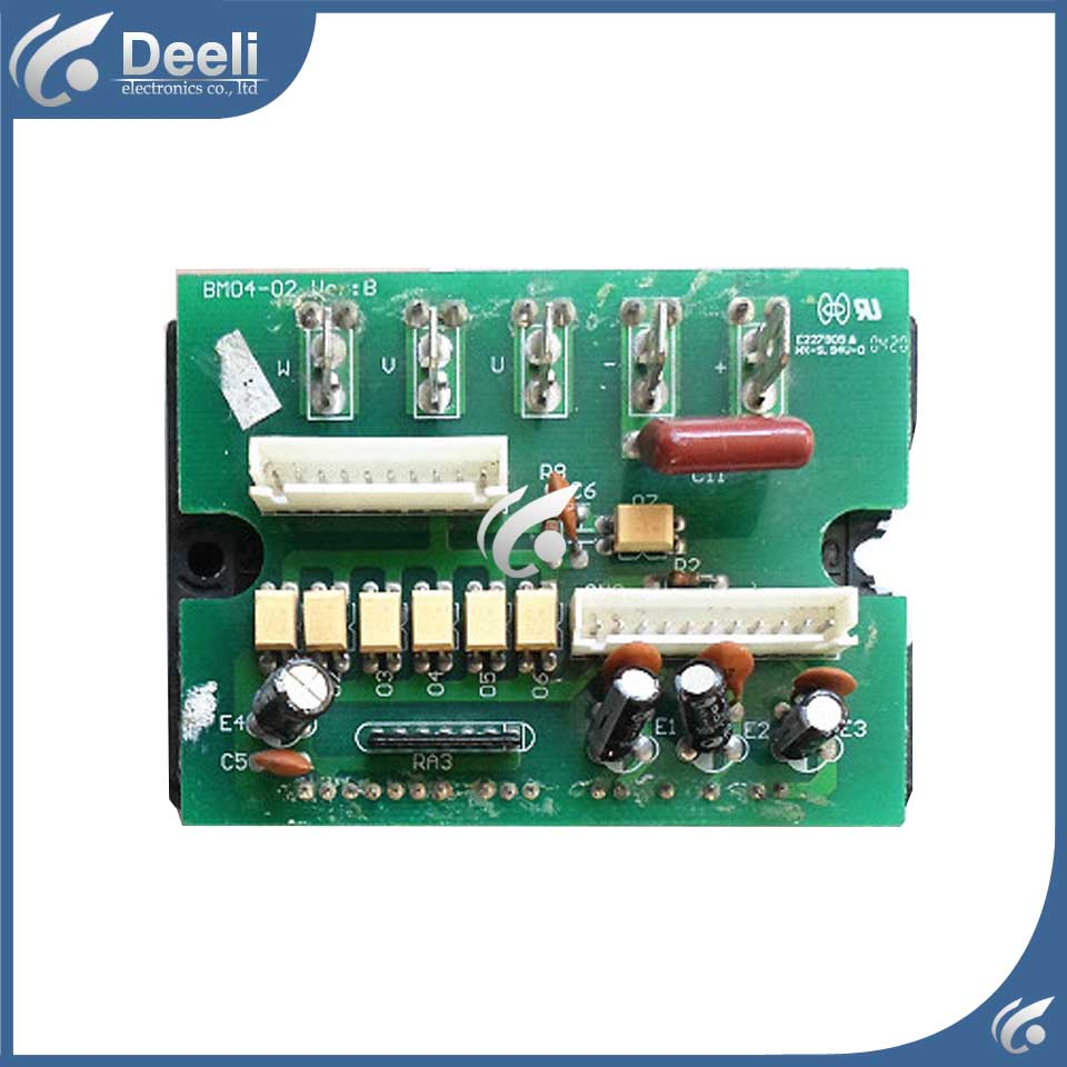 95% new good working for air conditioning computer board BM04-02 001A3300222 E227809 Module board epia ml8000ag epia ml 8000ag epia ml rev a industrial board 17 17 well tested working good
