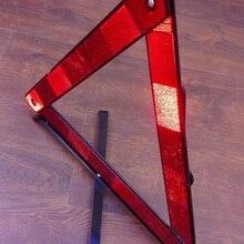 Зеркало заднего вида автомобиля Светоотражающая Треугольники Предупреждение знак