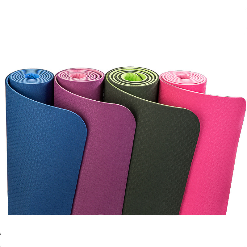 183*61*0.6CM Yoga Double Sports <font><b>Mats</b></font> For Fitness Gym Tasteless Pad