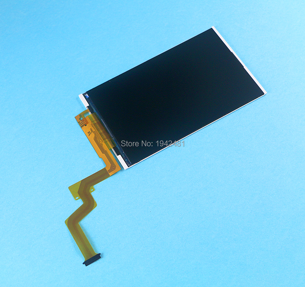 Original New Top <font><b>Upper</b></font> lcd <font><b>screen</b></font> for New <font><b>2DS</b></font> <font><b>XL</b></font> LL replacement display for NEW 2DSXL 2DSLL image