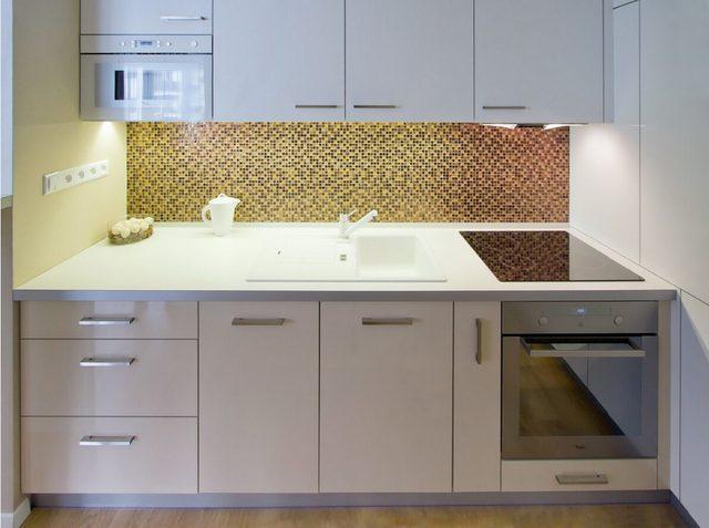 Lacar Muebles De Cocina. Interesting Vitrina En Lacado Color Blanco ...