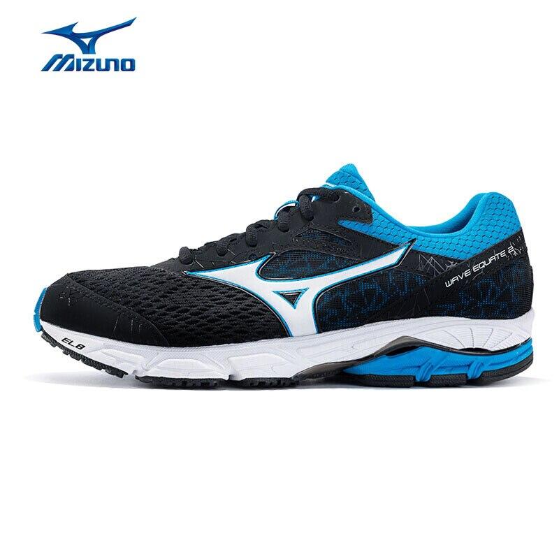 MIZUNO Women EQUATE 2 Running font b Shoes b font Cushion Stability Outdoor comfortable Sports font