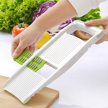 2016 Cocina Cuisine Free Shipping 5 Blades Kitchen Tools Vegetable Dicer Slicer Grater Salad Maker Assistant Accessories Tool
