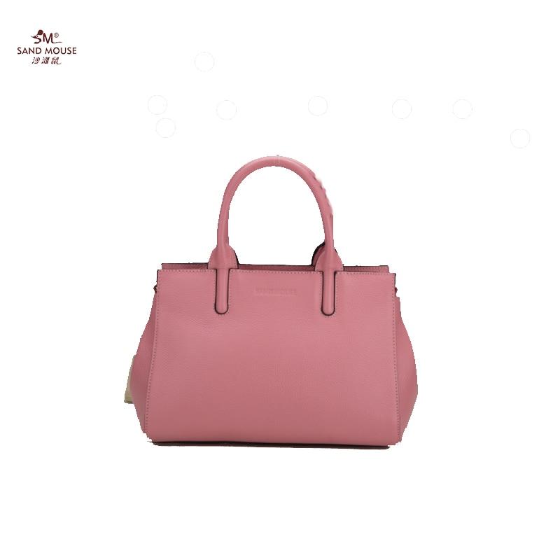 SAND MOUSE Ladies Elegant Clutches Genuine Leather Handbags Crossbody Shoulder Bags Famous Brands Designer Casual Messenger Bags