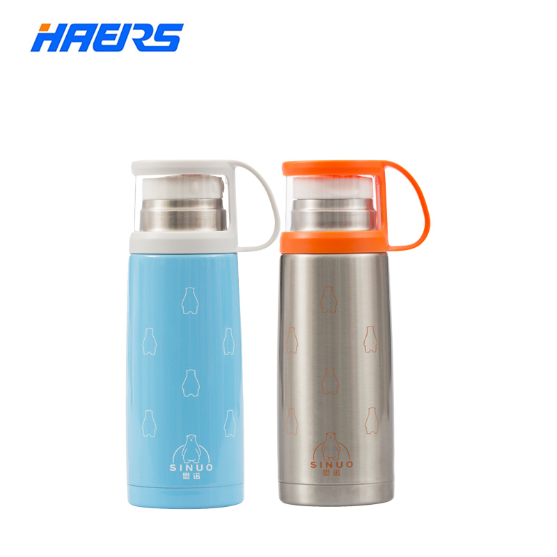 Vacuum Cup Stainless Steel Bottle Thermal Thermos Mug